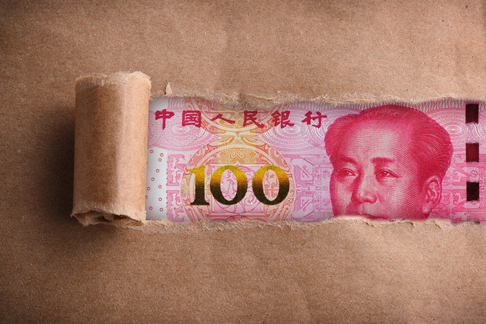 Police found 13 million yuan in cash hidden around the home of Zhou Shuo, a former mid-level official in Beijing's municipal government. Photo: VCG