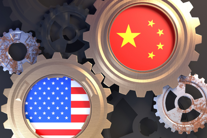 The U.S. and China can find ways of cooperating with each other. Photo: VCG