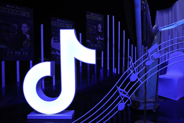 TikTok remained the world's most downloaded non-game app in September with more than 59 million installs globally. Photo: VCG